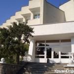 № 764 Крым, Ласпи - пансионат «Пальмида»