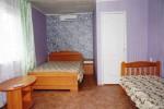 № 1354 Крым, Алушта — частный сектор в Алуште на ул. Багликова