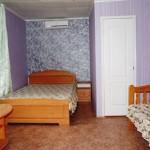 № 1354 Крым, Алушта - частный сектор в Алуште на ул. Багликова