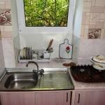 № 1353 Крым, Алушта - частный сектор в Алуште.