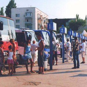 Автостанция Крым