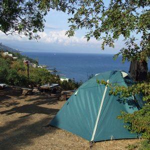 Палаточный отдых