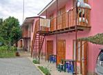№1529 недорогое жилье в частном пансионате «Окуневка Тур». Тарханкут, с Окуневка