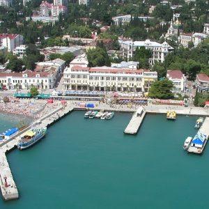 Тихая гавань Ялты