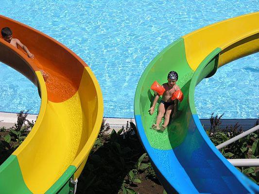 Крымские аквапарки
