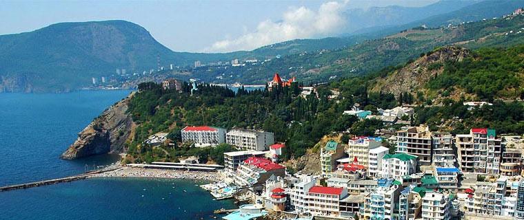 Россия | Крым | Алушта | Партенит