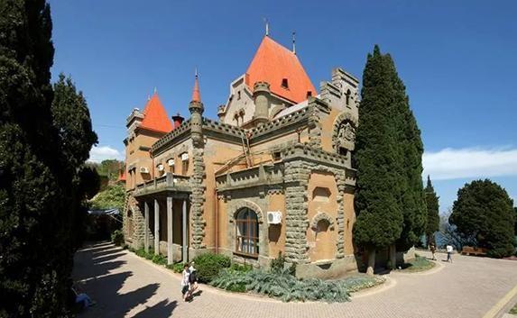 Дворец княгини «Гагариной»